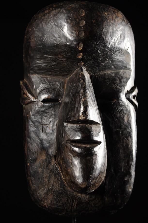 Masque ancien - Ngbaka ? - RDC Zaire