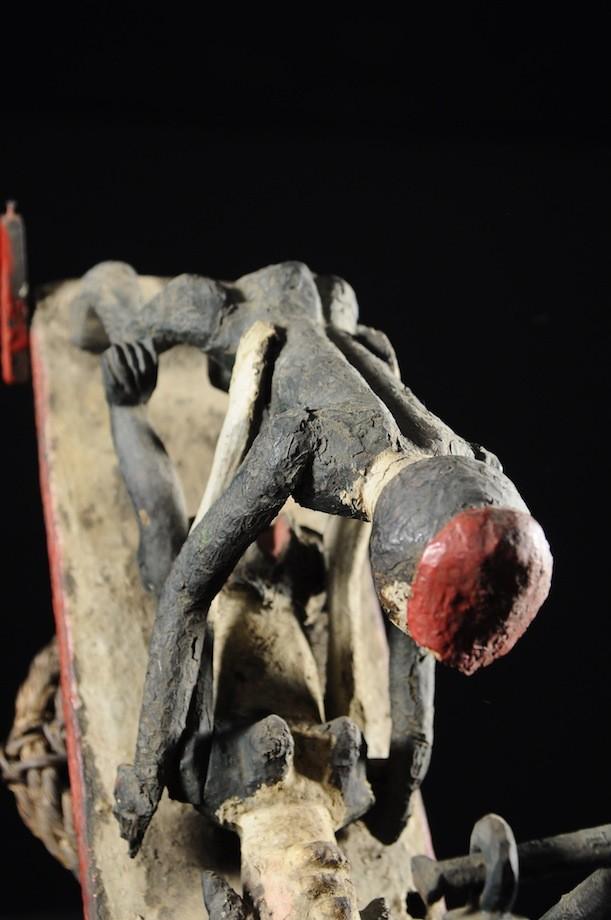 Masque Marionnettes Amanikpo - Ogoni - Nigeria