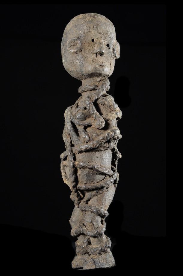 Fetiche ancien - Taita / Davida - Tanzanie / Kenya