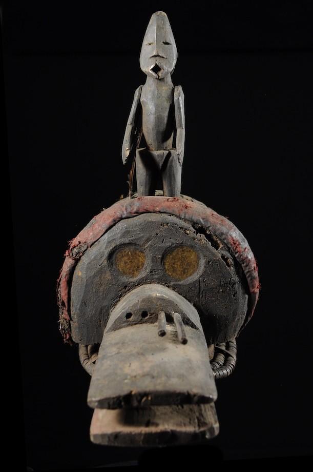 Masque Bovin Kuteb - Jukun - Nigeria