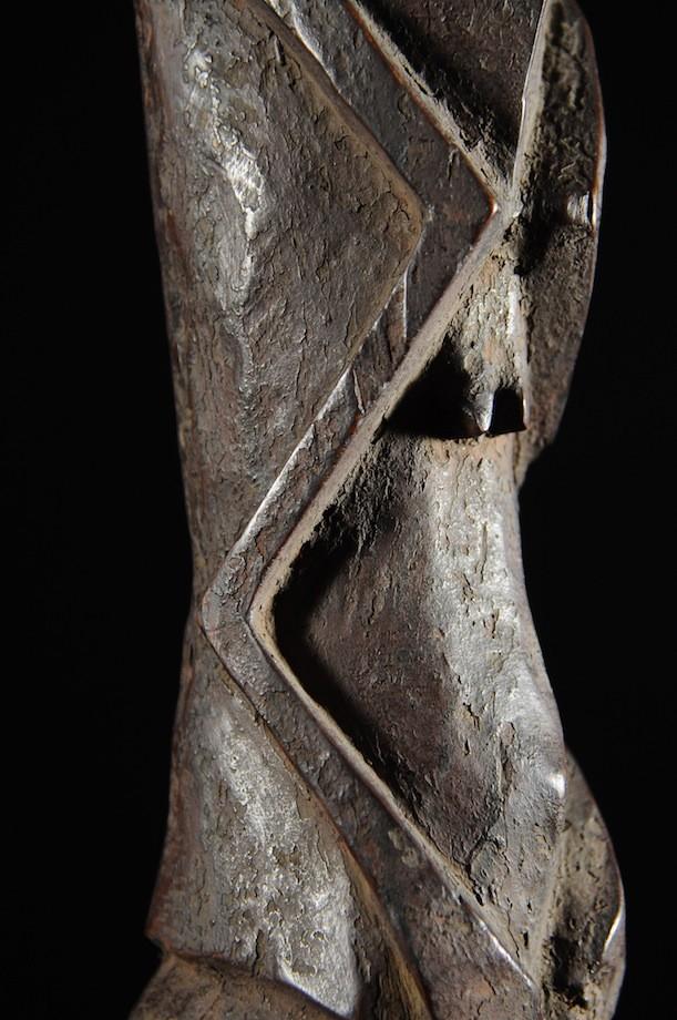 Statuette anthropomorphe - Chamba - Nigeria
