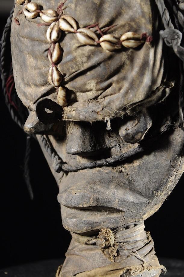 Masque Nyenne du Poro - Koranko / Toma - Liberia