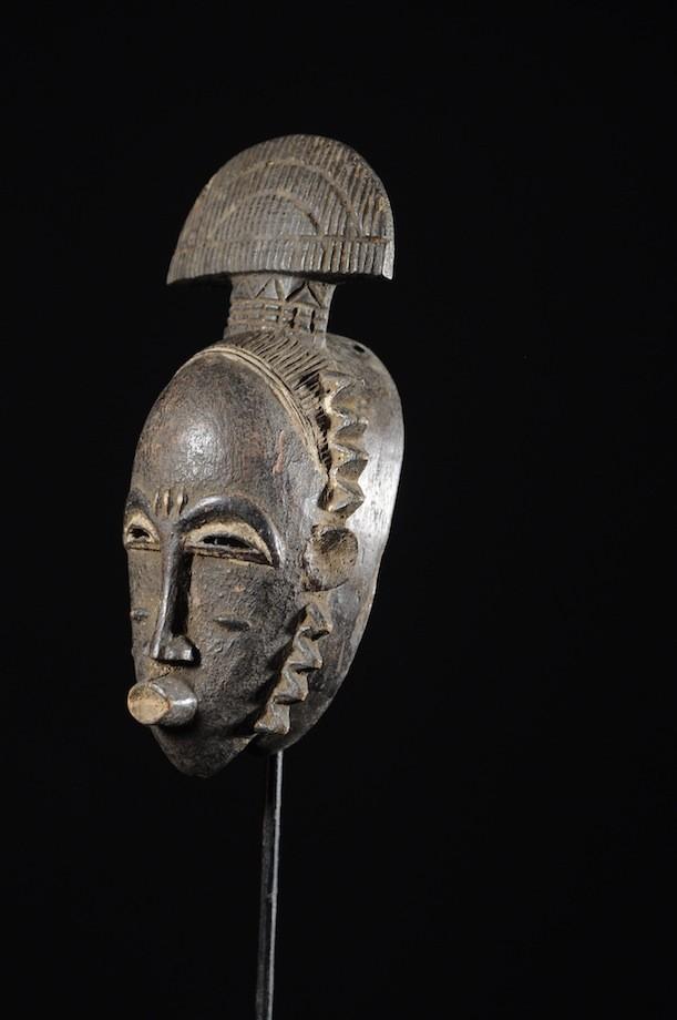 Masque de famille - Gouro  - Côte d'Ivoire
