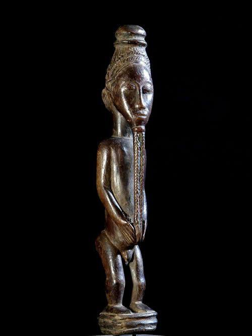 Statuette Blolo Bla - Baoule - Côte d'Ivoire