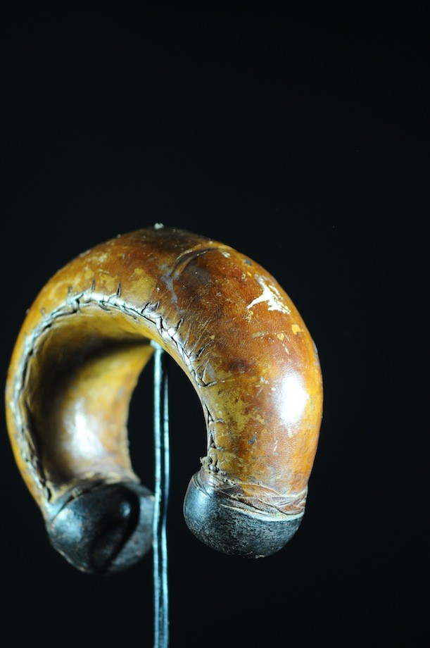 Bracelet hochet - Bagirmi - Tchad - Bijoux intruments de musique