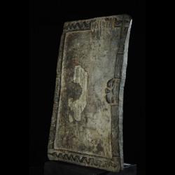 Plateau de divination Oracle Fa Ifa - Yoruba - Nigeria