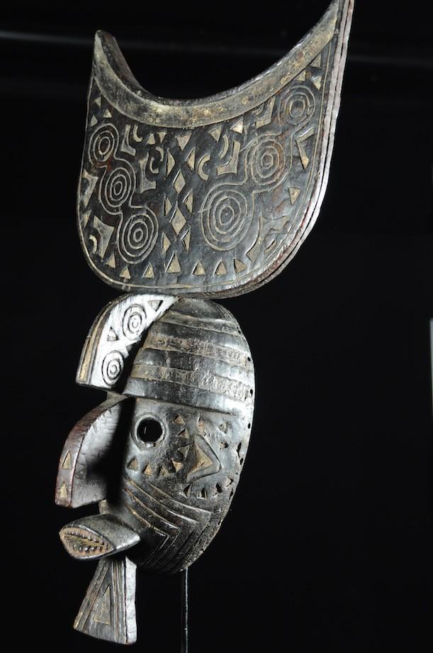 Masque planche ancien - Marka Dafing - Burkina Faso