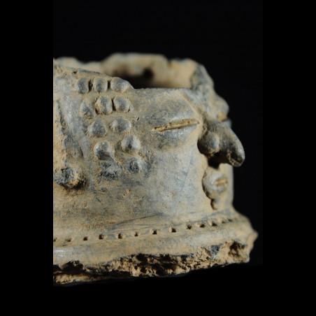 Fragment de pot en terre cuite - Bani - Burkina Faso