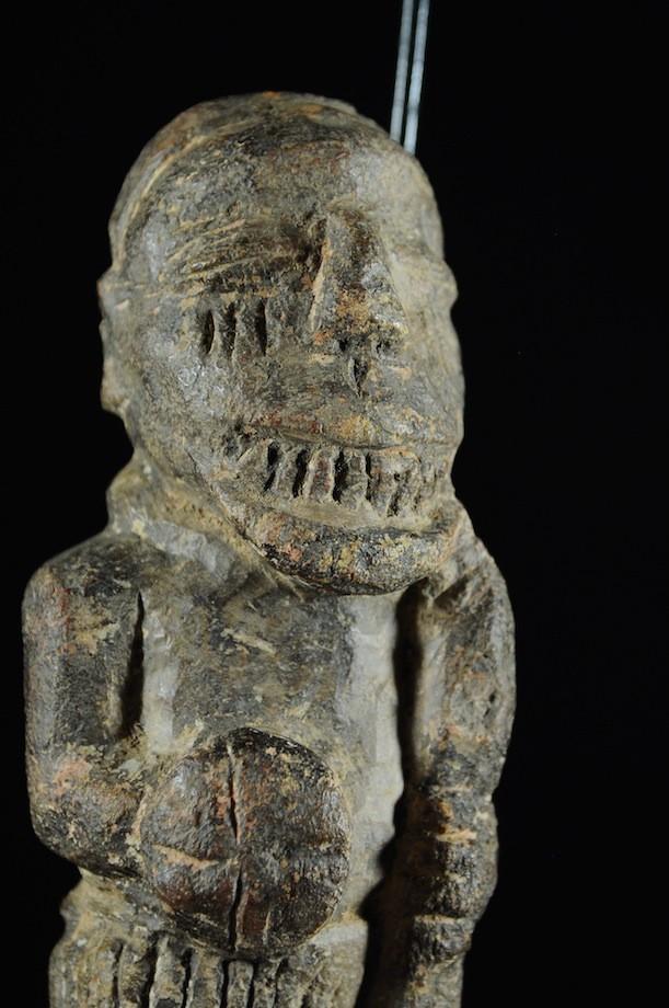 Statuette Nommoli en pierre - Sherbro ? - Sierra Léone