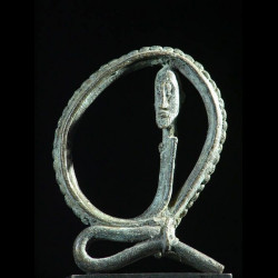 Homme serpent - Dogon -...