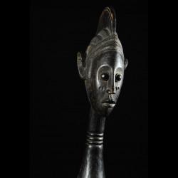Masque ventre polychrome - Limba - Sierra Leone / Guinee