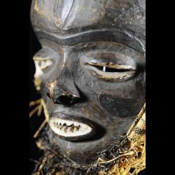 Masque Pumbu - Pende - RDC Zaire
