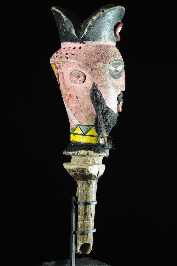 Tete Kebe Kebe Marionette - Kuyu - Kuyu - Congo Brazzaville