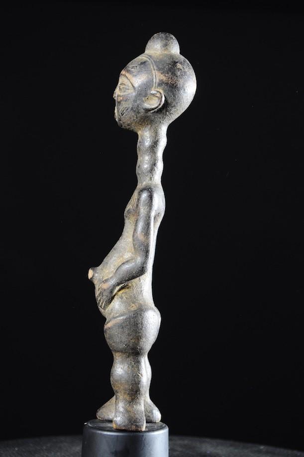 Statue de divinite - Ashanti - Côte d'Ivoire