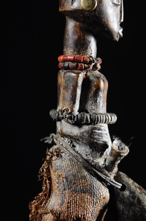 Clochette de feticheur - Songye - RDC Zaire - Fetiches africains