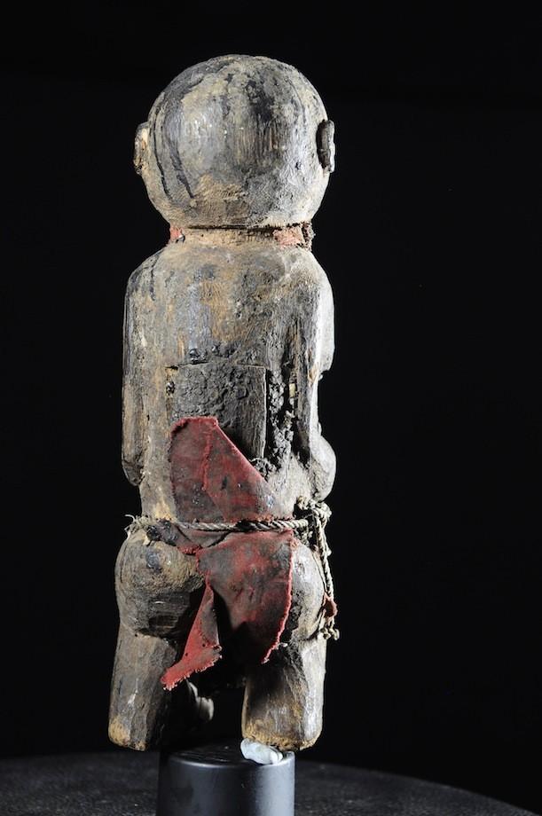 Couteau Glaive et son etui - Bamileke - Cameroun