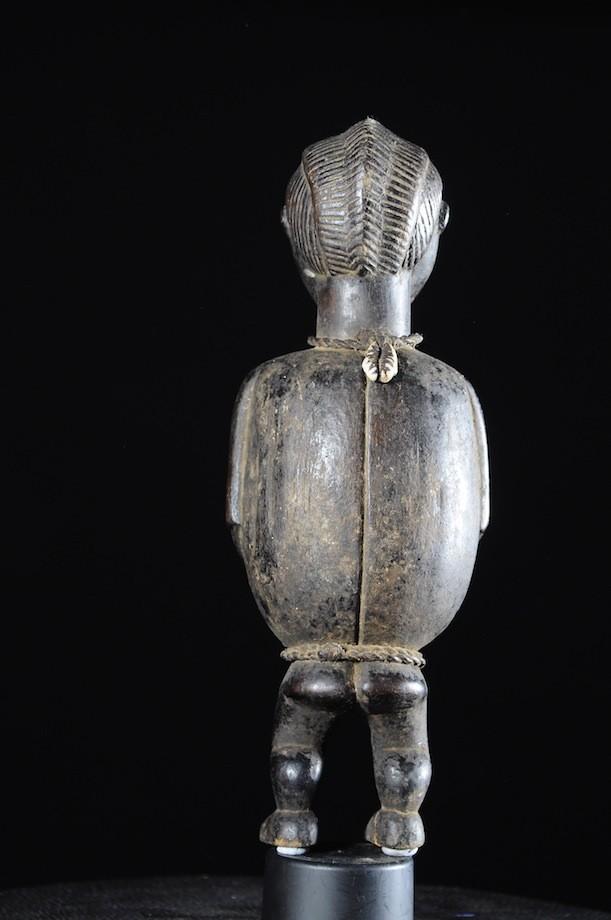 Statue masculine epoux mystique blolo bian - Baoule - Cote D'Ivoire - OGD