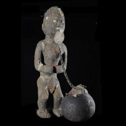 Fetiche Bouteille Vaudou - Fongbe - Benin