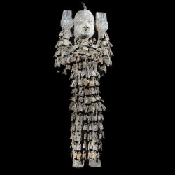 Fetiche de justice Vaudou - Fongbe - Benin