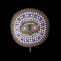 Masque soleil - Bwa / Mossi...