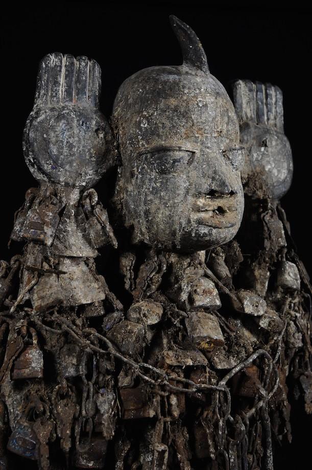 Fetiche Cadenas - Vaudou - Fongbe - Benin