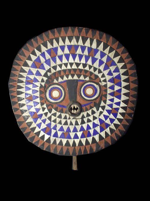 Masque soleil - Bwa / Mossi - Burkina Faso - masques africains