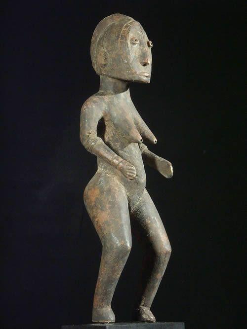Ancienne statuette autel - Mossi - Burkina Faso