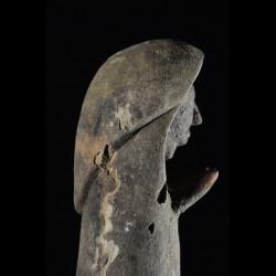 Statuette de Vierge Chretienne - Nunuma - Burkina Faso