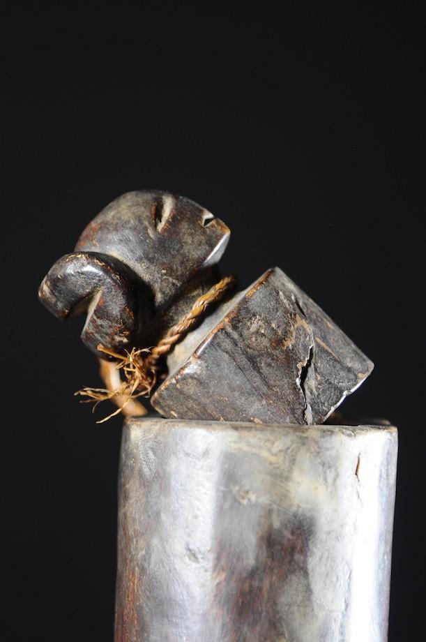 Tabatière - Chokwe - RDC Zaire - Tabac à priser