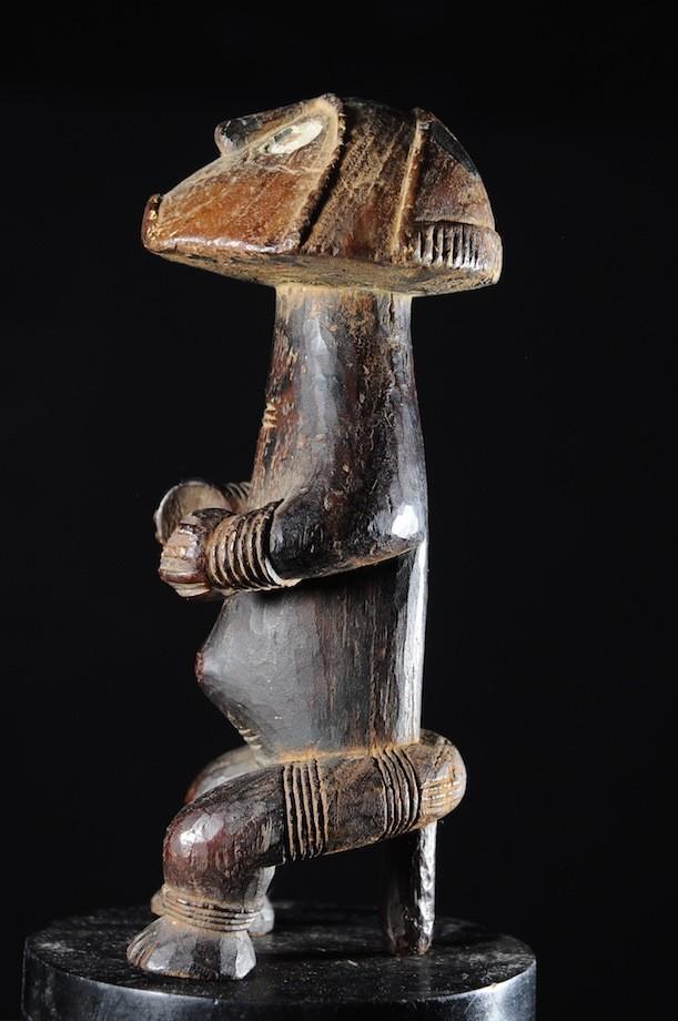 Statuette Rituelle Nazeze - Yanda - Azande / Zande - RDC Zaire