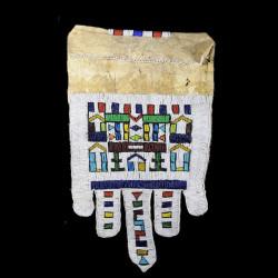 Tablier de mariee Jocolo - Ethnie Ndebele - Afrique du sud