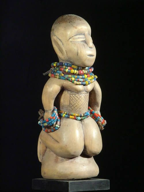Statuette ancetre - Ethnie Bariba - Benin - Afrique Ouest