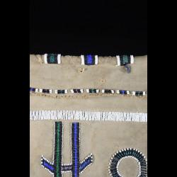 Tablier de mariee Lipotho - Ethnie Ndebele - Afrique du sud
