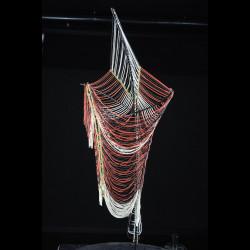 Corset Masculin - Dinka - Soudan - Parures ethniques en perles