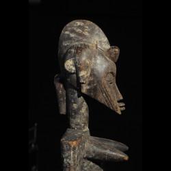 Statue Pilon Deble Poro Kulubele - Senoufo - Côte d'Ivoire