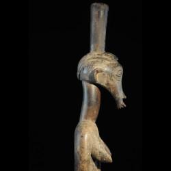 Statue Pilon Deble ou debele - Poro Kulubele - Senoufo - Côte d'Ivoire