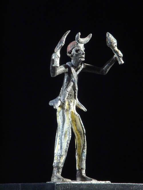 Art contemporain - Musiciens - Xtof - Lagos - Nigeria - 1982
