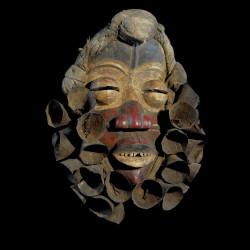 Masque Chanteur - Dan / Yacouba - Côte d'Ivoire