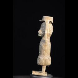 Statuette porteuse de coupe - Sissala - Ghana / Burkina Faso