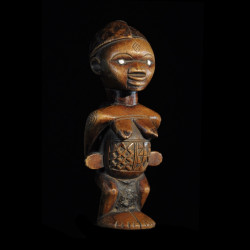 Statue cultuelle - Bembe - RDC Zaire