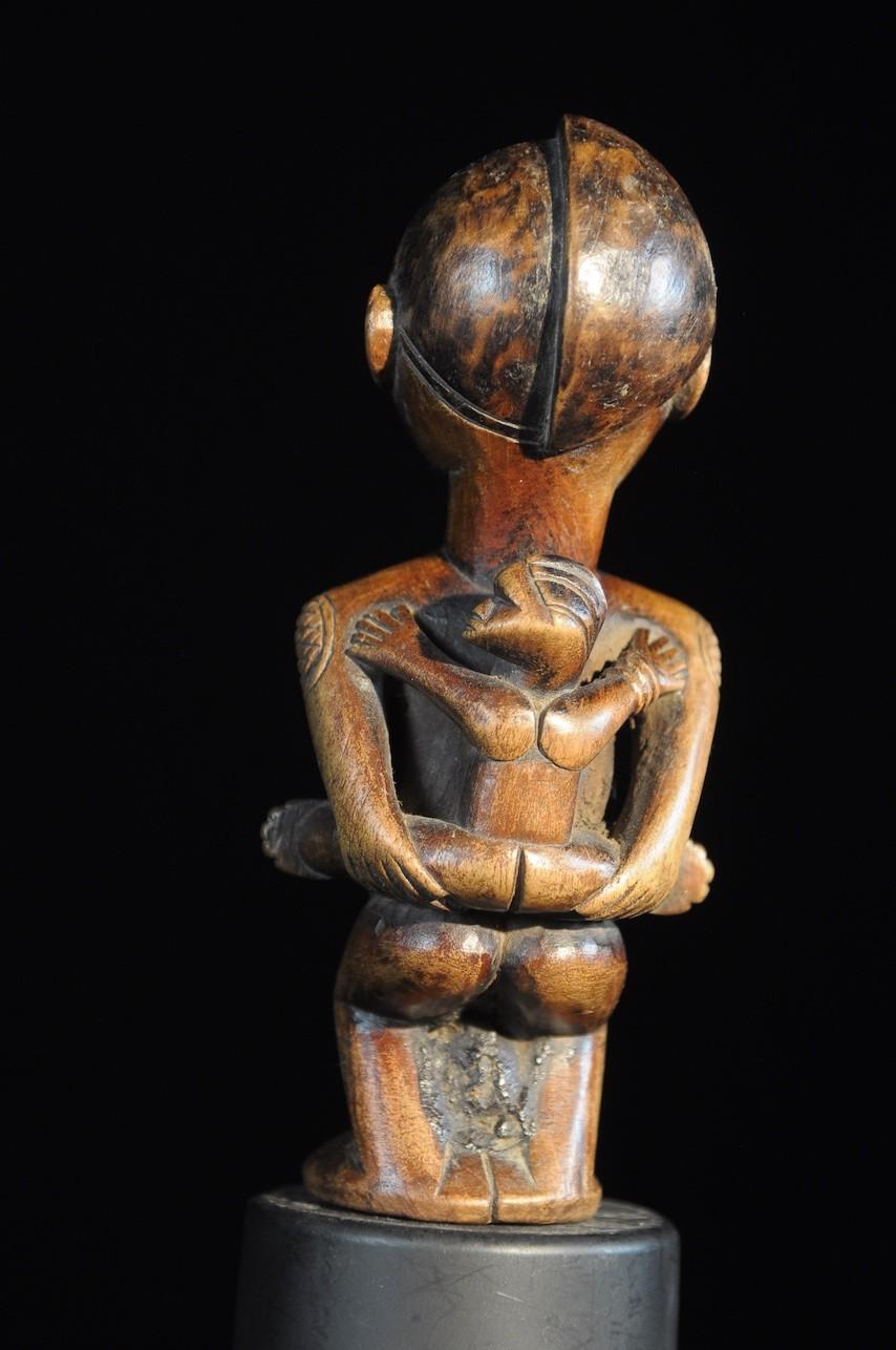Statue cultuelle - Bembe - RDC Zaire