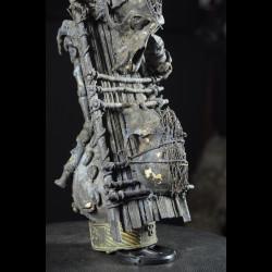 Fetiche Cadenas Squelette - Vaudou - Fongbe - Benin