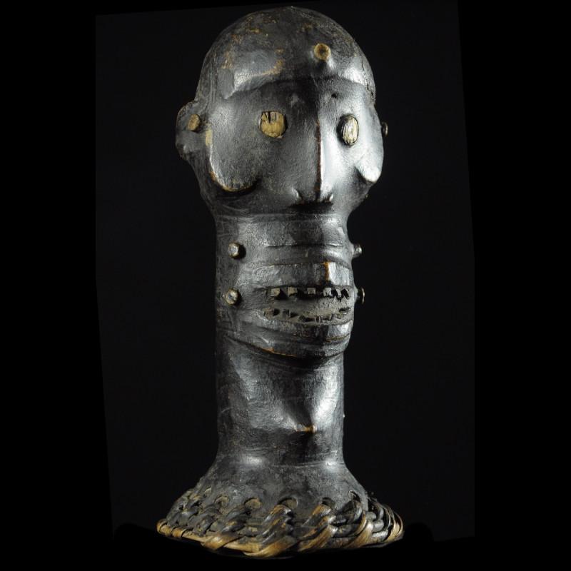 Masque cimier - Ekoi / Ejagham - Nigeria - Masques africains