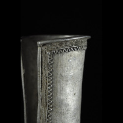 Coupe en aluminium - Kapsiki / Kirdi - Cameroun