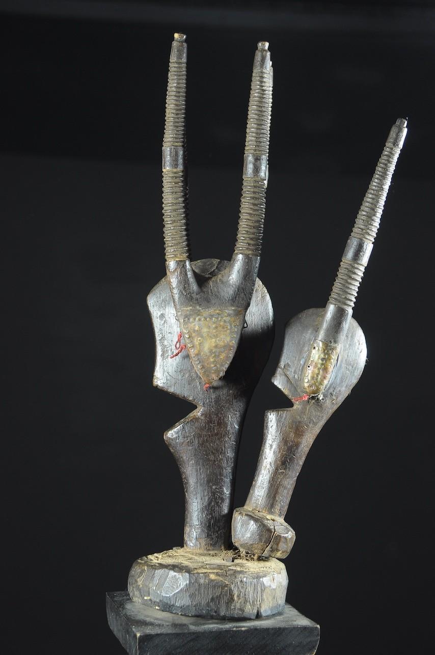 Cimier Gazelle Ti Wara / Ci Wara - Bambara / Bamana - Mali