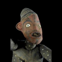 Reliquaire de chiffons Muzidi - Bembe - RDC Zaire