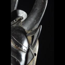 Masque ancien Beduo - Gouro - Côte d'Ivoire
