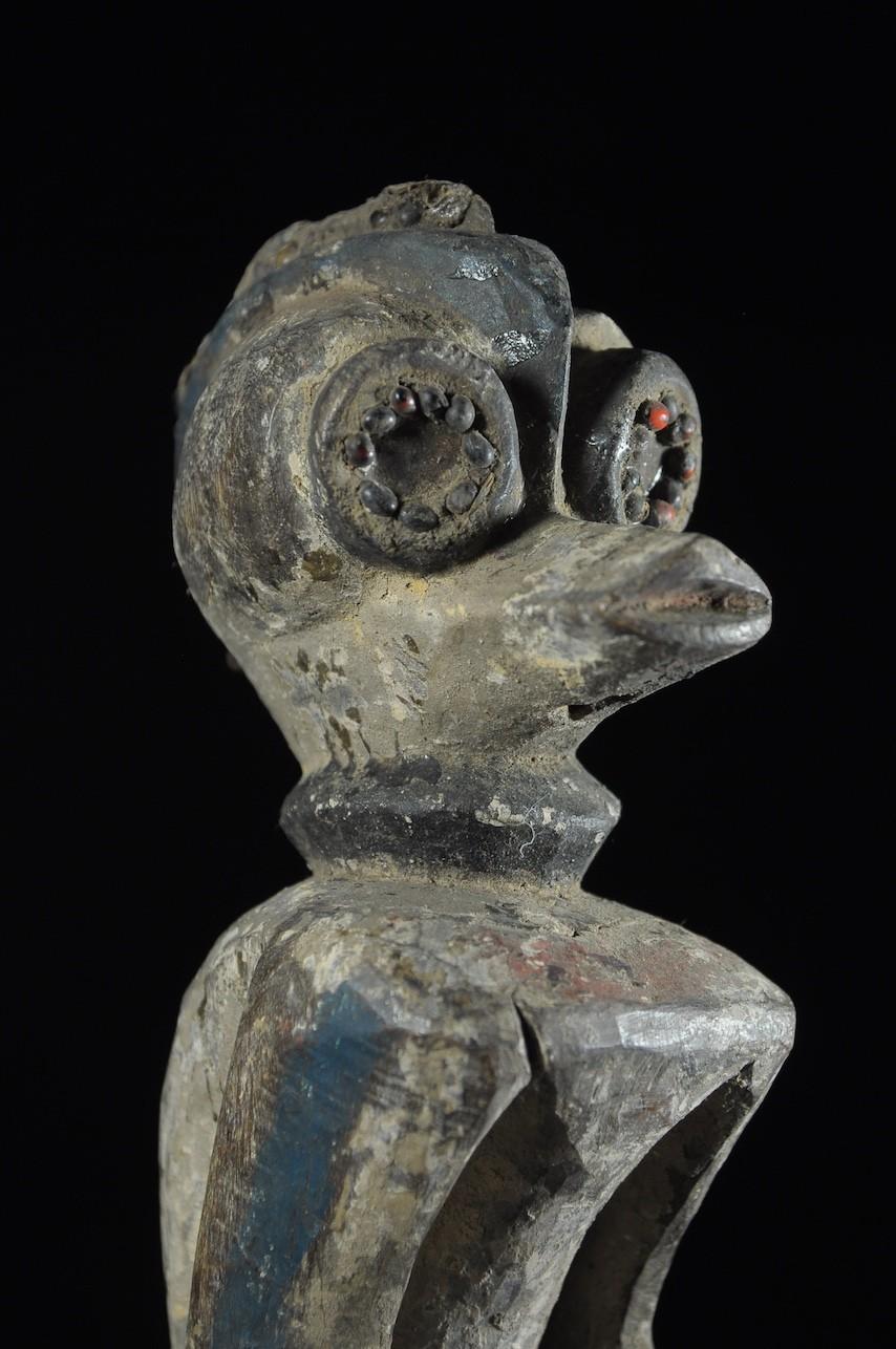 Statue Zoomorphe Kundul A rapprocher des figures Kundul ? - Wurkum- Nigeria