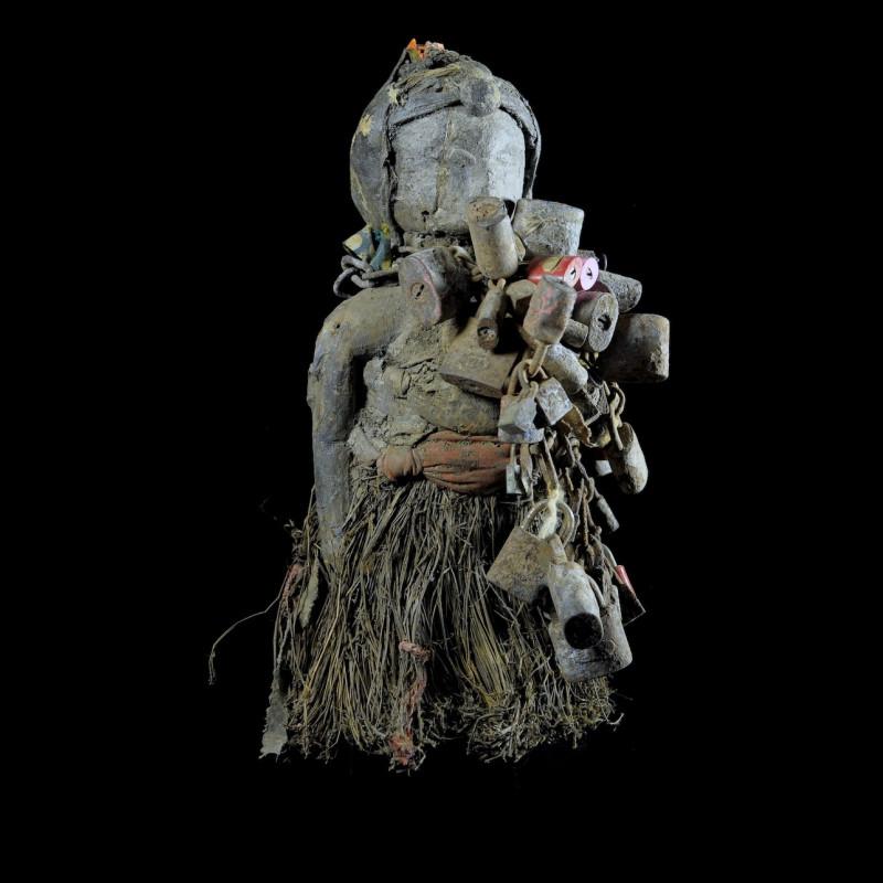 Statue cultuelle Vaudou /  Vodou - Adja - Togo