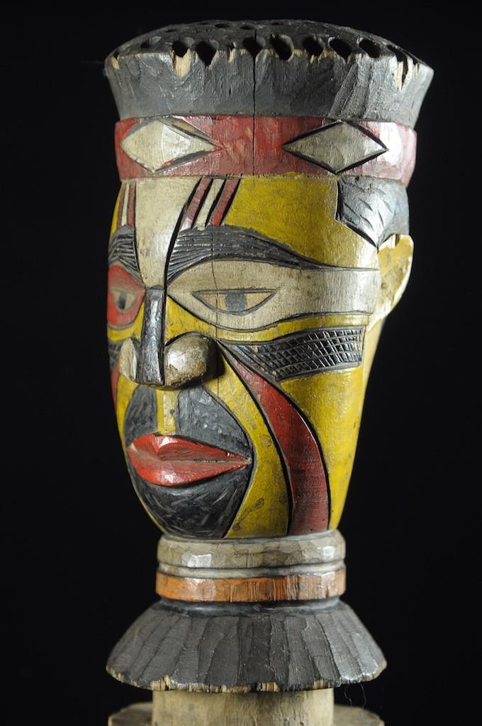 Tete Kebe Kebe Marionette - Kuyu - RDC Zaire